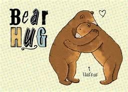 bear hug 1