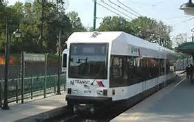 Newark Light Rail 1