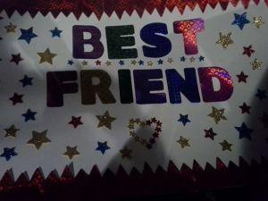 Sean's best friend sign