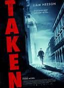 Taken movie poster