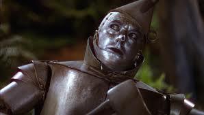 Tin Man in Wizard of Oz