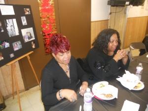 Hazel and Denise