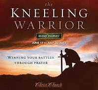 The Kneeling Warrior-Christ Church