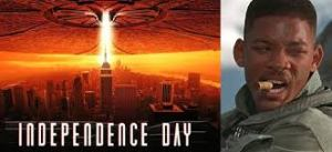 Will Smith and Independence Day