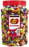 Kirkland 4 pound jar of jelly beans