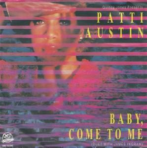 Patti Austin Baby Come To Me