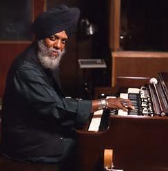 Dr. Lonnie Smith Sikh